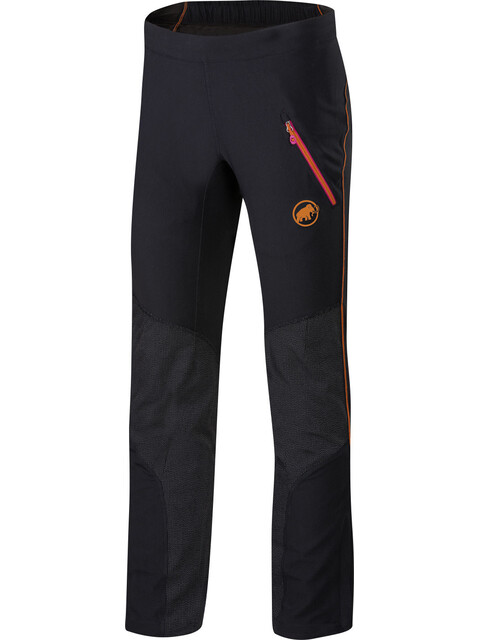 Mammut W's Eismeer Light Softshell Pants black